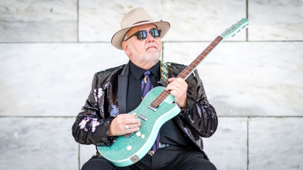 Duke Robillard. Publicity photo by David Lee Black.