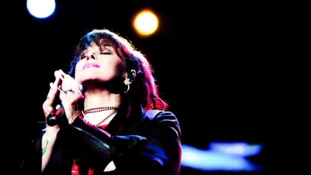 Ann Wilson, courtesy of publicity, by Kimberly Adams.