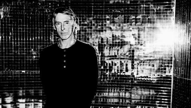 Paul Weller's year in 2015 included a well-received solo album and tour as well as a London exhibition, a film, a live CD box set, and books about his former band, The Jam. (Photo by Julian Broad)