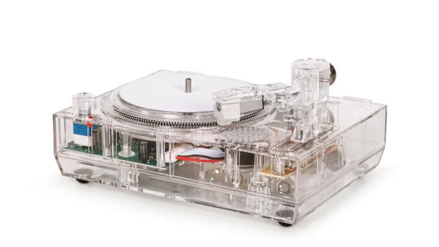 mini-turntable