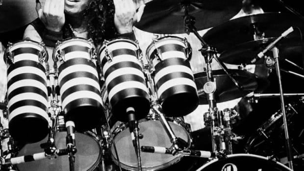 Quiet Riot drum