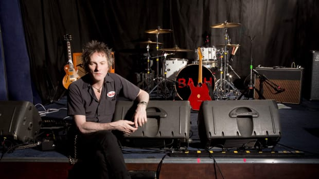 Tommy Stinson -- Photo by Heather Mull