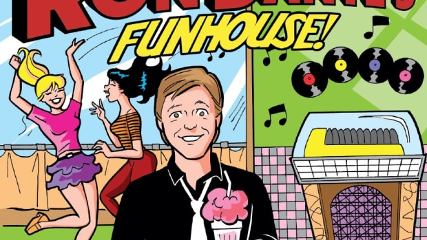 Ron Dante Funhouse