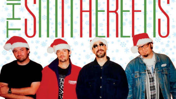 The Smithereens -- Christmas Morning single sleeve