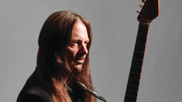 Reb Beach solo new photo