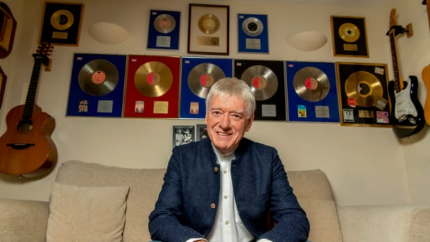 Allan Clarke in 2019. Photo by Carsten Windhorst, courtesy of publicity.