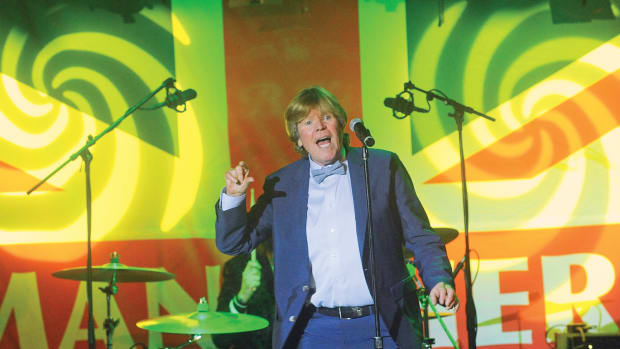 Peter Noone, live in 2019.