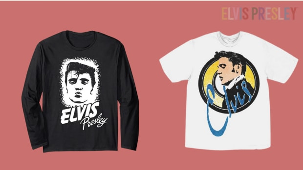 Elvis Amazon Store Photo Credit The Thread Shop at Sony Music