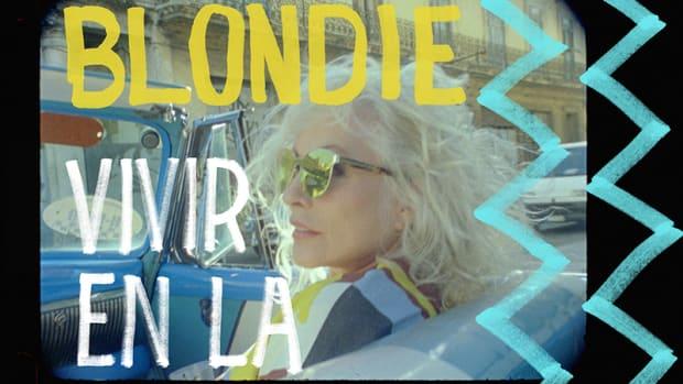 Blondie -- Vivir En La Habana film poster 2