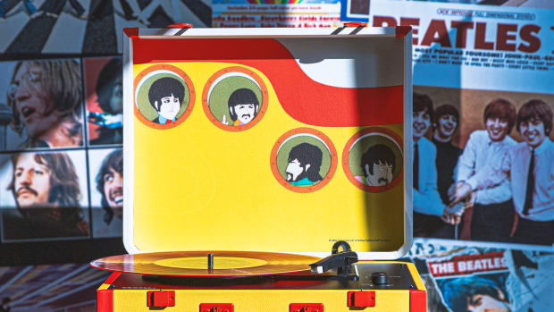 record beatles player 2