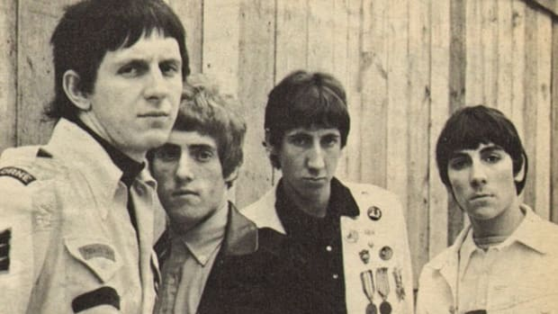 The Who (Photo courtesy of The Coda Collection)