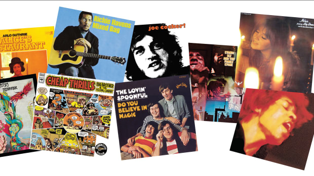 Woodstock albums collage copy