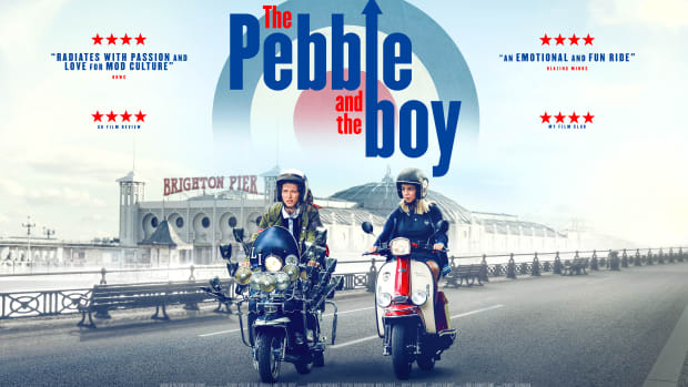 The Pebble And The Boy film poster