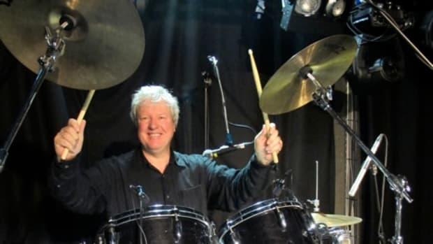 Chris Black drums