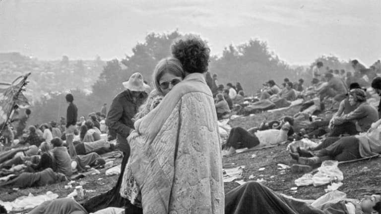 "It's Woodstock anniversary time: Win the book ""Back to Yasgur's Farm"""