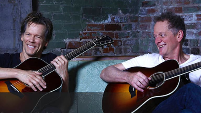 Kevin Bacon talks about the latest release from The Bacon Brothers and more