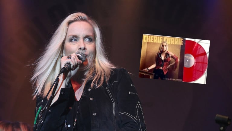 Fabulous Flip Sides of The Hollies with Cherie Currie and a red vinyl giveaway from Blackheart Records