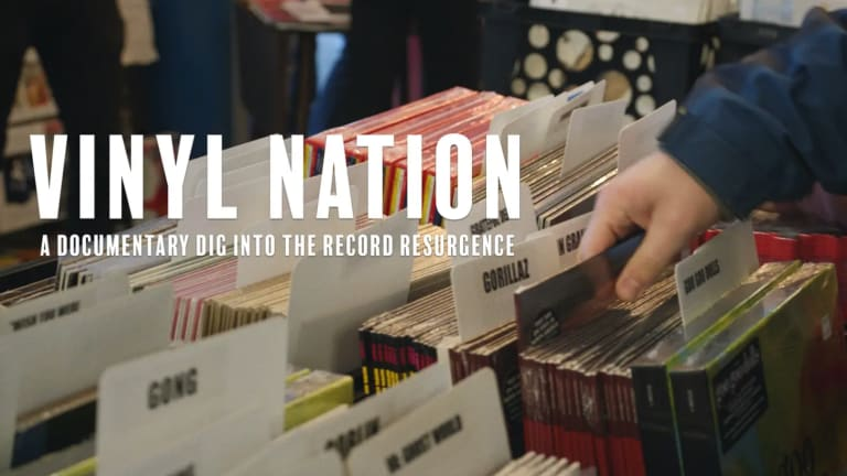 """""""Vinyl Nation"""" is a documentary dig into the resurgence of vinyl records"""