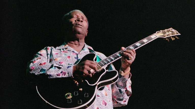 Fabulous Flip Sides of B.B. King with his daughter Shirley King