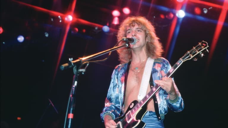 The book on Peter Frampton
