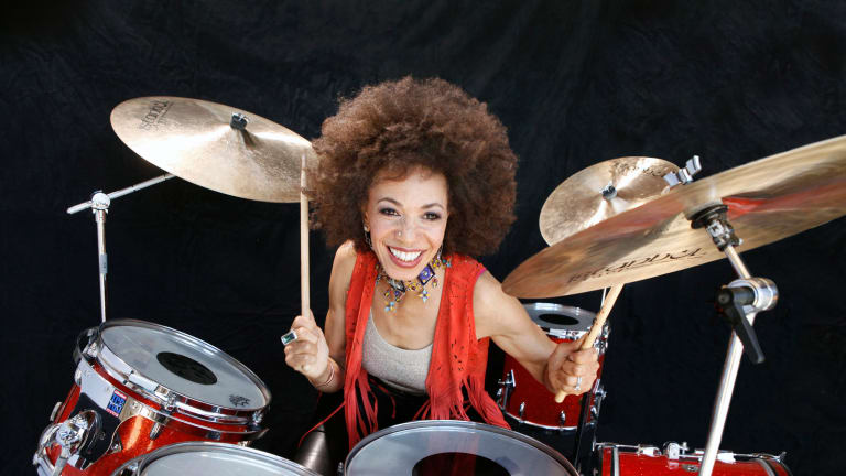 Drummer Cindy Blackman Santana steps up with solo album