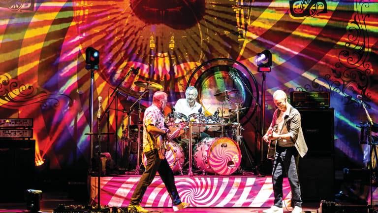 Nick Mason's Saucerful of Secrets interested in an era that allowed Pink Floyd to flourish