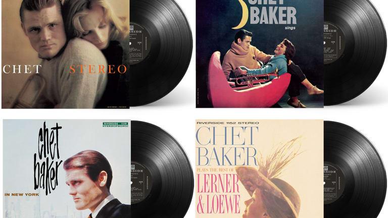 Vinyl reissues scheduled for Chet Baker's iconic Riverside catalog