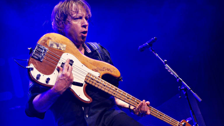 Foreigner bassist Jeff Pilson details a memorabilia fundraiser for the band's road crew