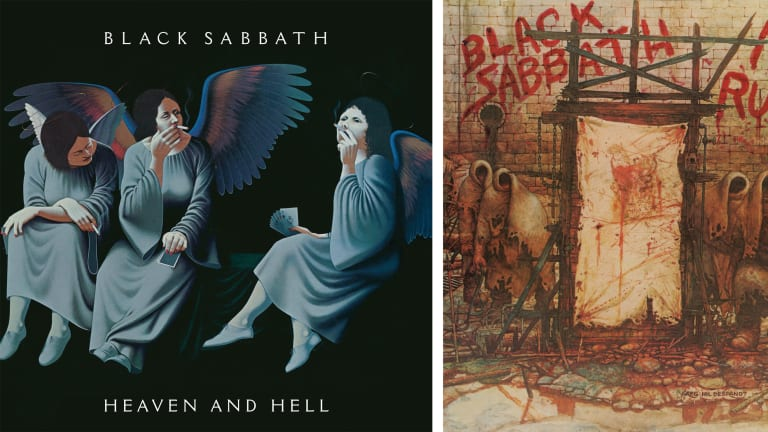 Black Sabbath reissues two classic albums from the Ronnie James Dio era