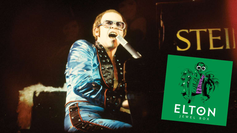 Elton John's collection of Jewels