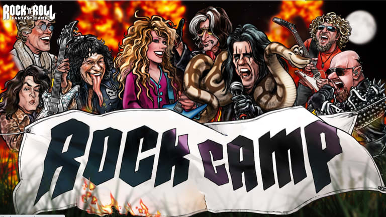 """Getting it right with """"Rock Camp"""""""