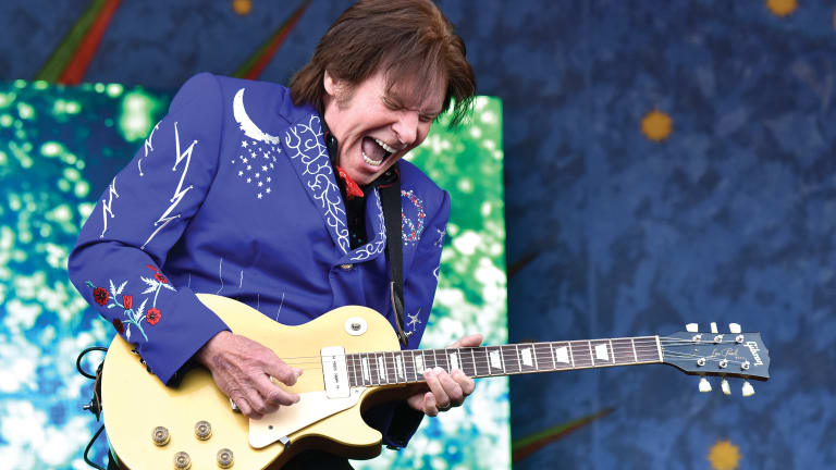 "All in with John Fogerty's ""Factory"""