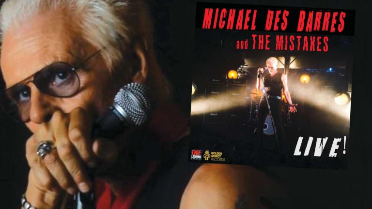 Michael Des Barres explains his rock and roll longevity