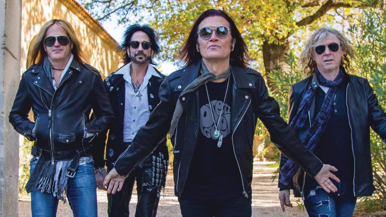 """Dead Daisies cross """"Holy Ground"""" with supergroup collective"""