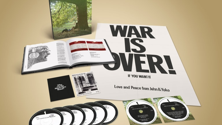 """""""John Lennon/Plastic Ono Band"""" to be released as an immersive box set in April"""