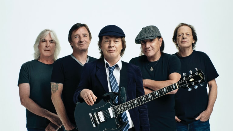 AC/DC 'Power Up' once again
