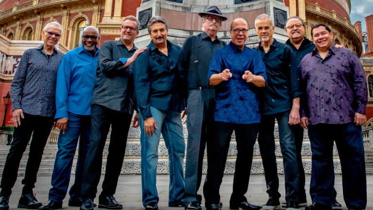 Tower of Power take you through '50 Years of Funk & Soul'