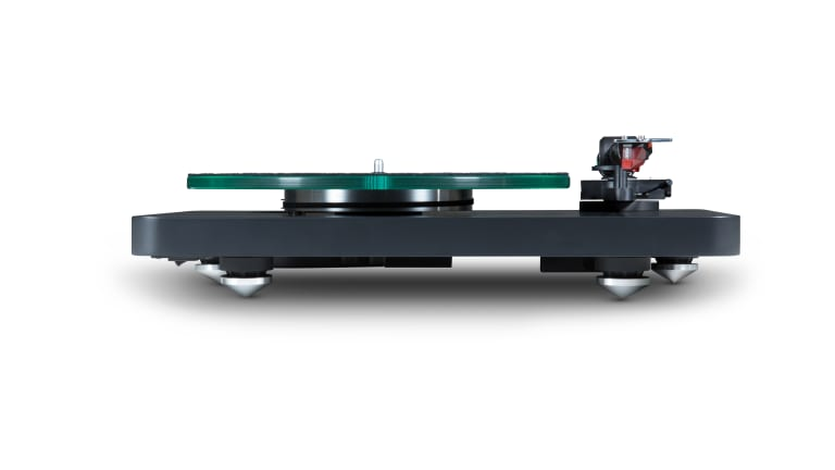 The NAD C 588 turntable is an excellent choice for a record collector