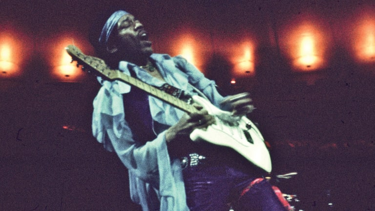 How Jimi Hendrix created the power behind Band of Gypsys