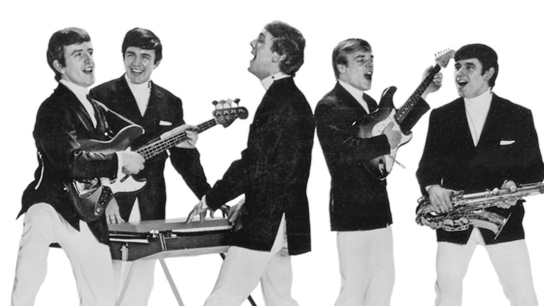 "The Dave Clark Five return with ""All the Hits"""
