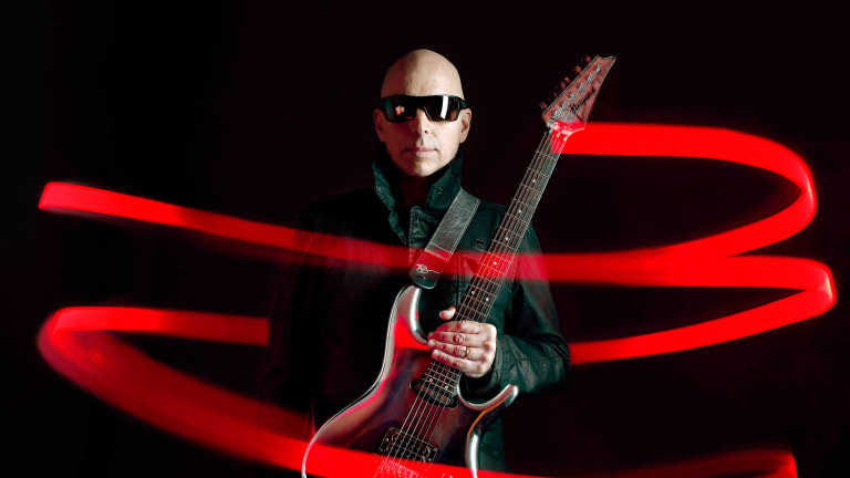 Joe Satriani 'shapeshifts' with new album