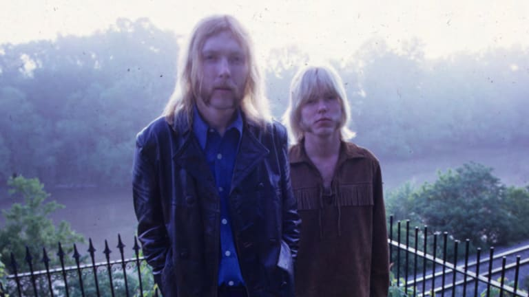 Music historian describes the music leading up to the Allman Brothers Band