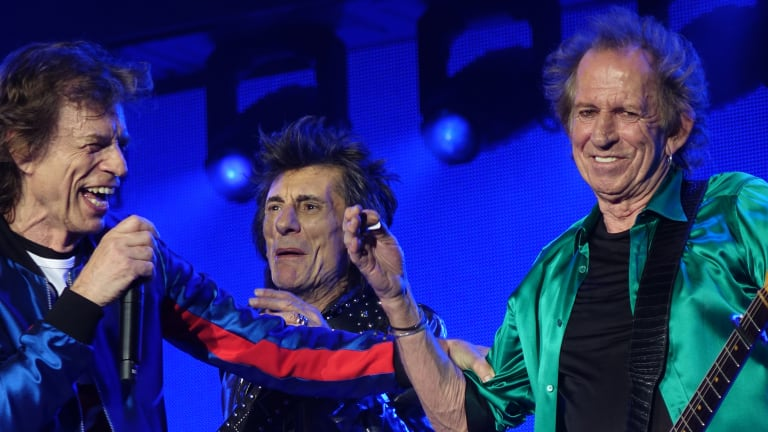 A behind-the-scenes look at The Rolling Stones' No Filter tour
