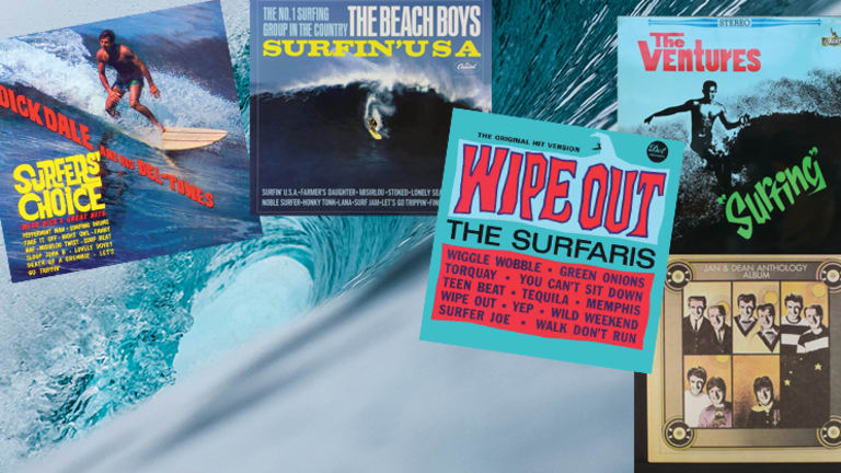 Hang Five! The essential Surf albums