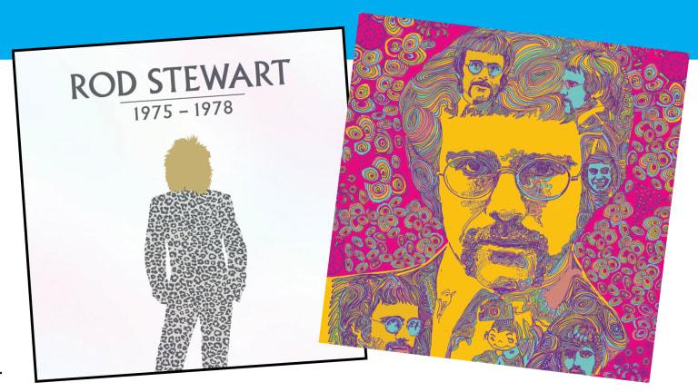 A vinyl kerfuffle: Rod Stewart and Elton John