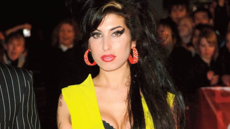 Amy Winehouse memorabilia auction is detailed on the Goldmine Podcast
