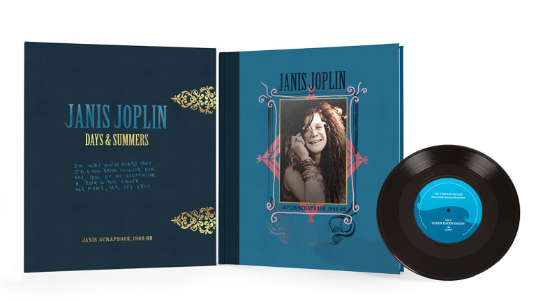 Genesis Publications creates a 5-star Janis Joplin scrapbook