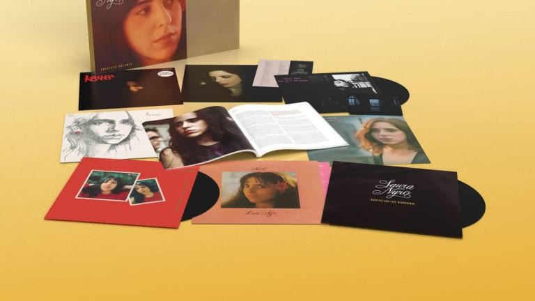 Laura Nyro 8-LP box set to be released end of July