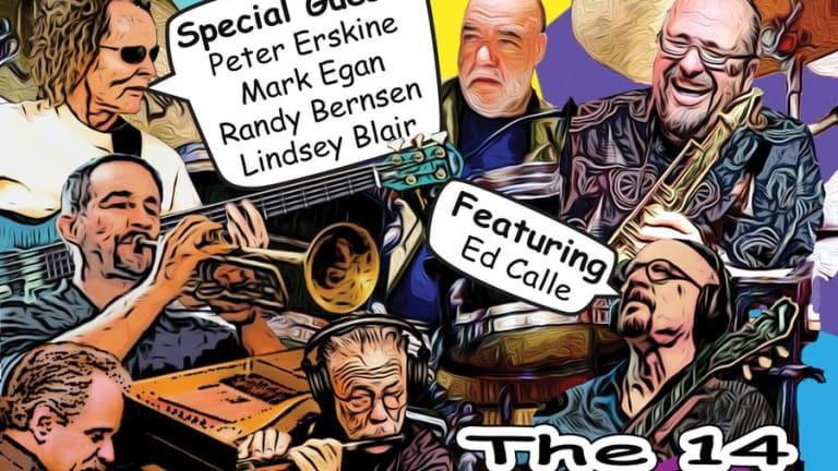 Jazzology: Cartoon Bebop, Vinnie Riccitelli, Tunetown, The Dave Weckl Band