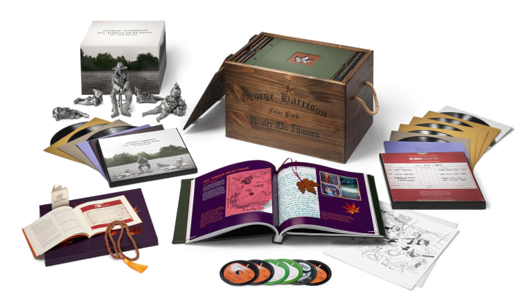 """50th Anniversary Editions of George Harrison's """"All Things Must Pass"""" out this summer"""